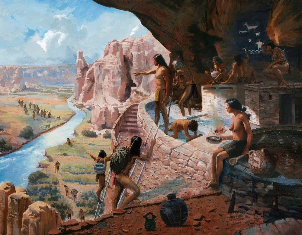 面壁者的无聊学术:墙壁的艺术史